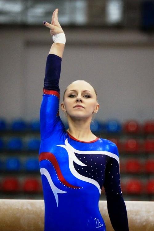 Екатерина Александровна Крамаренко - Мастер спорта России международного класса