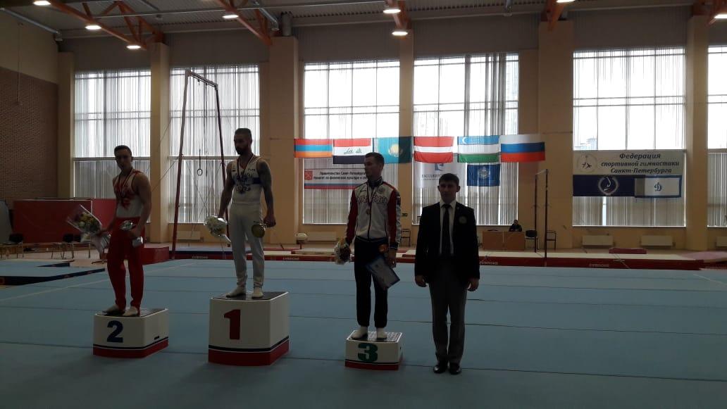 19-й Традиционный турнир по спортивной гимнастике на призы трехкратного олимпийского чемпиона Александра Дитятина