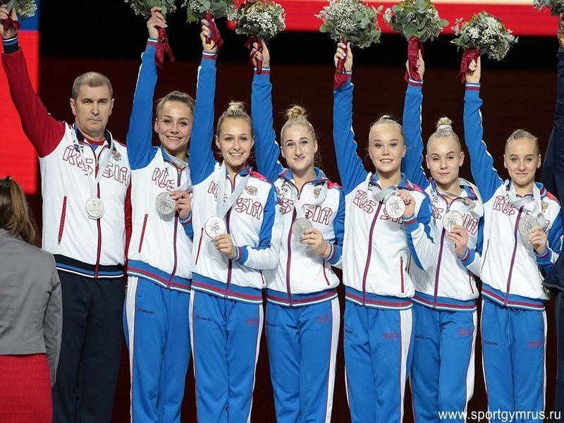 Ахаимова команда чемпионат мира